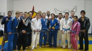 Crazy 88 Brazilian Jiu-Jitsu Blue Belt Roster