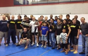 Crazy 88 MMA supporting Jon Delbrugge