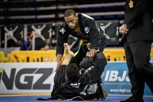 2015 IBJJF Pan - Brown Belt - Tye Murphy