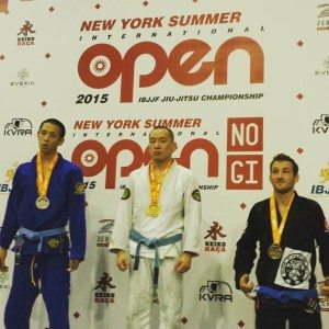 Brazilian Jiu Jitsu Tournament Winner