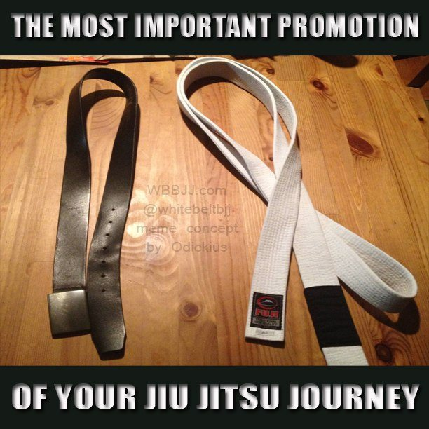 WBBJJ Most Important Belt