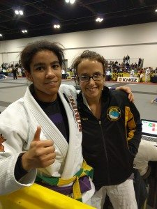 Third Law BJJ's Katy Torralbas & Crazy 88's Vannessa Griffin