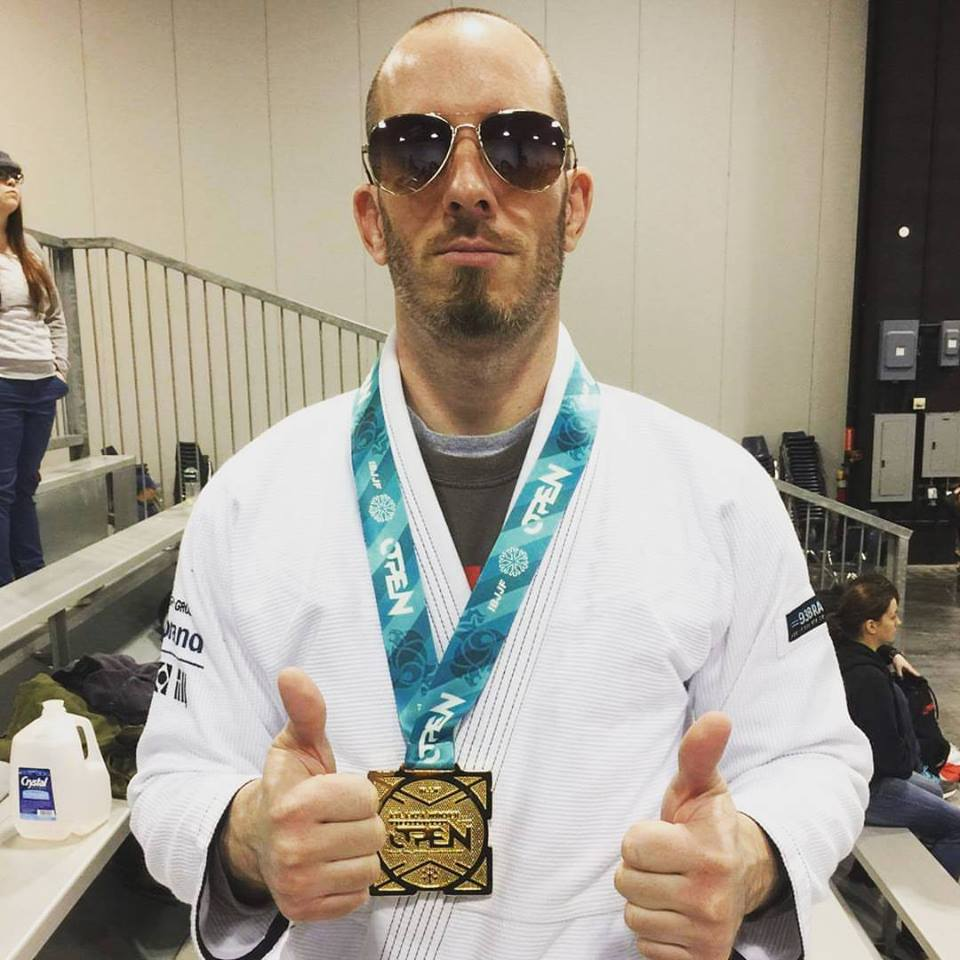 Master's competitor Jack Bender wins gold at Atlanta Winter Open