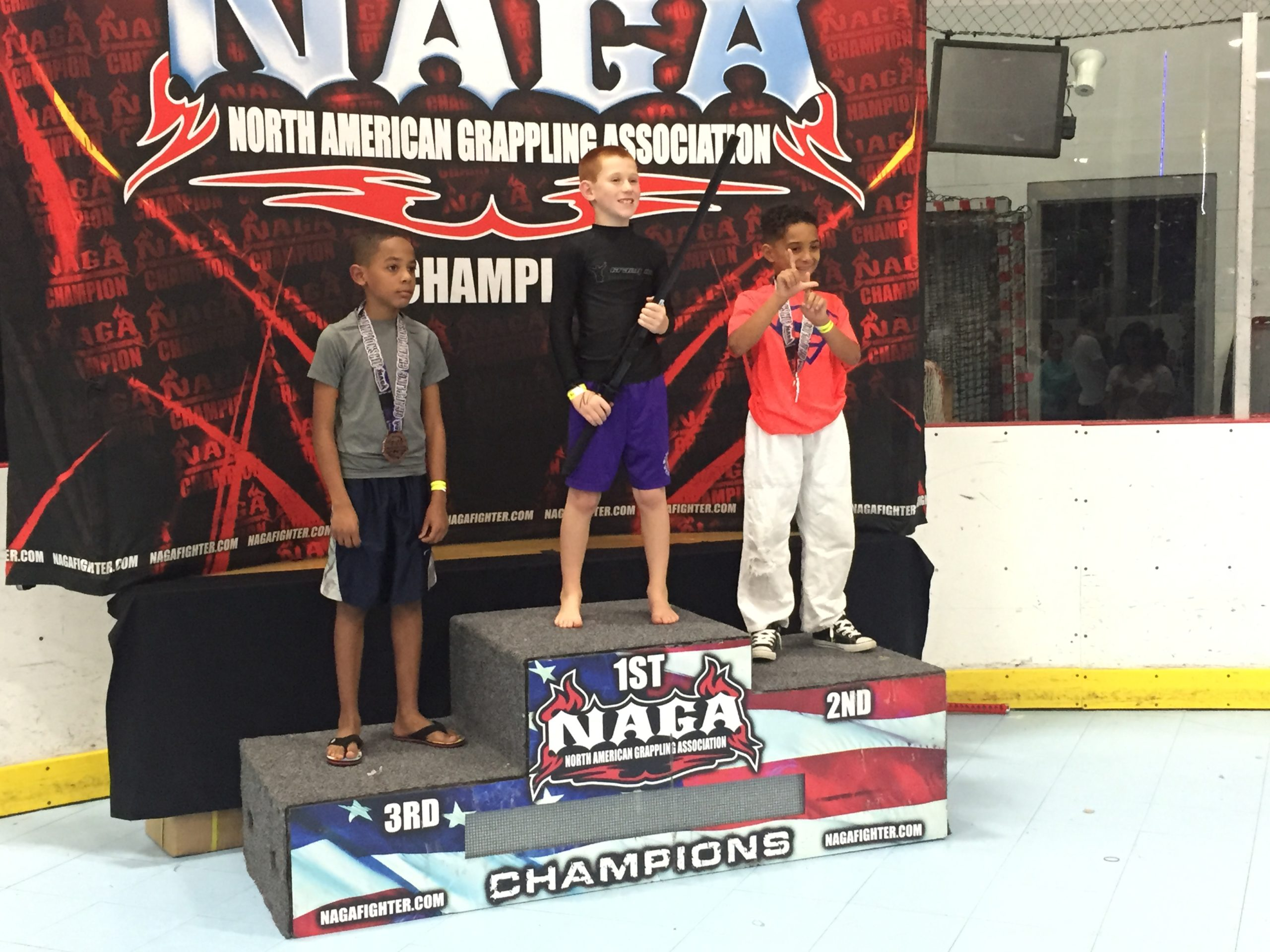 NAGA Pennsylvania - Crazy 88 Kids - Alex Pearl